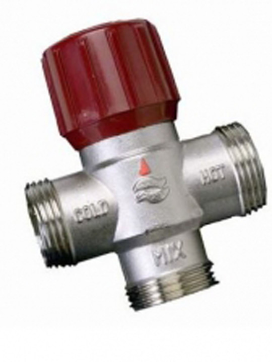 "Термостатический клапан 3/4"" Н, Kv 1,7 m3/h - фото"