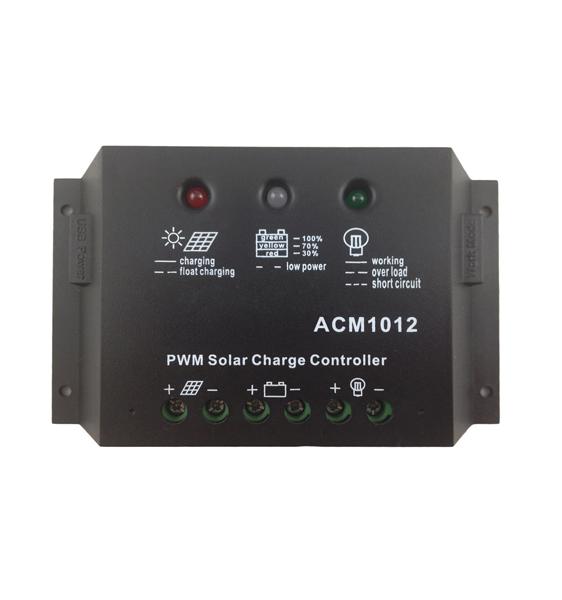 Контроллер заряда Altek ACM1012 - фото