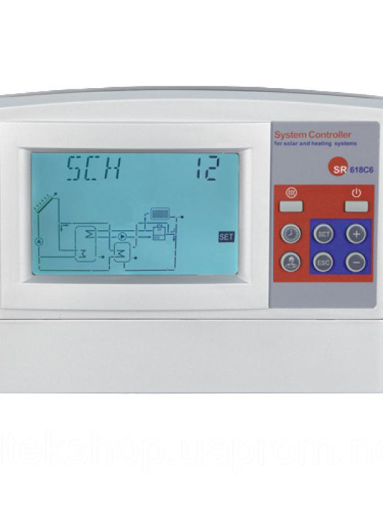 Контроллер СК618С6 - фото