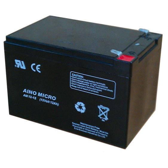 Аккумуляторная батарея EverExceed AM 12-12 (12В/12Ач)- фото