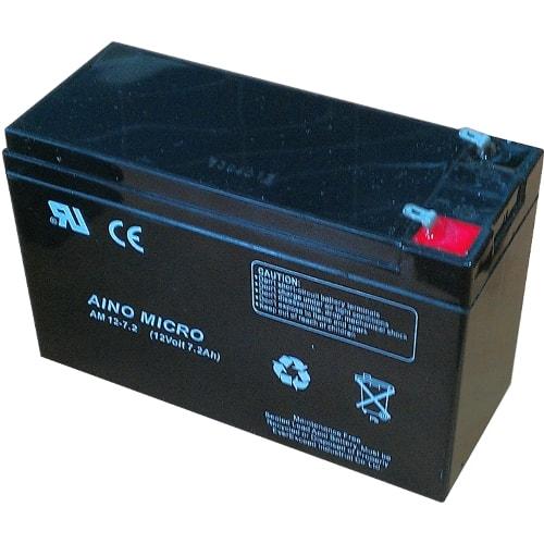 Аккумуляторная батарея EverExceed AM 12-7,2 (12В/7,2Ач) - фото