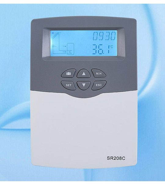 Контроллер SR208C фото