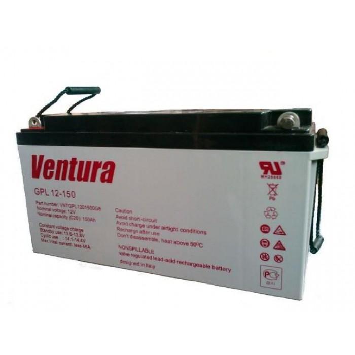 Аккумуляторная батарея Ventura GPL 12-150 - фото