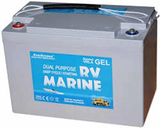 Аккумуляторная батарея EverExceed Marine - фото