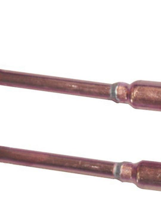 Тепловой медный стержень Heat Pipe - фото