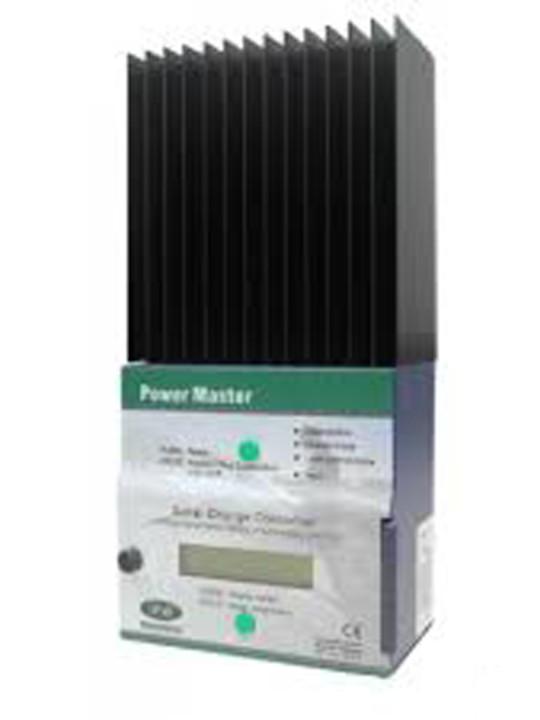 Контроллер заряда Power Master PM-SCC-60AP - фото
