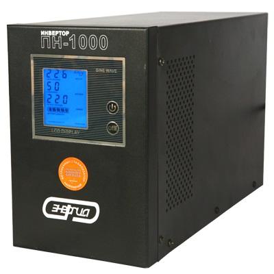 Инвертор Энергия ПН-1000, 12 В - фото