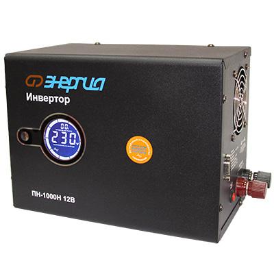 Инвертор Энергия ПН-1000 Н, 12 В (навесной) - фото