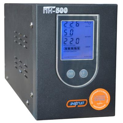 Инвертор Энергия ПН-500, 12 В - фото