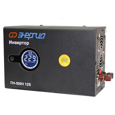 Инвертор Энергия ПН-500 Н, 12 В (навесной) - фото