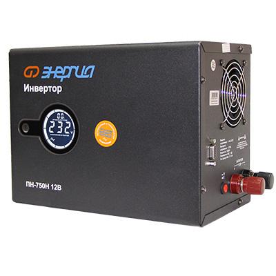 Инвертор Энергия ПН-750 Н, 12 В (навесной) - фото