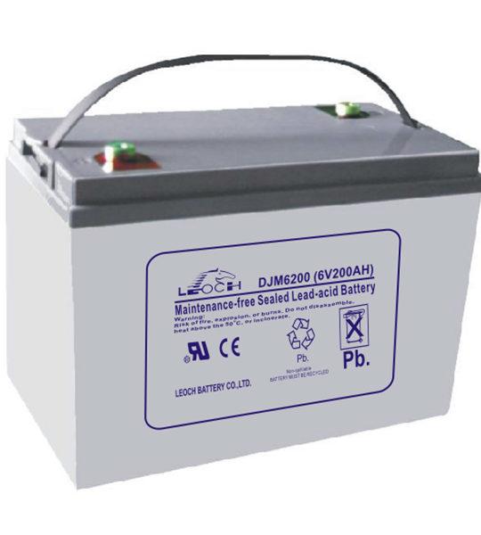 Аккумуляторы Leoch (Китай)
