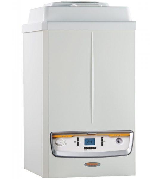 Конденсационный настенный газовый котел Immergas Victrix Pro - фото