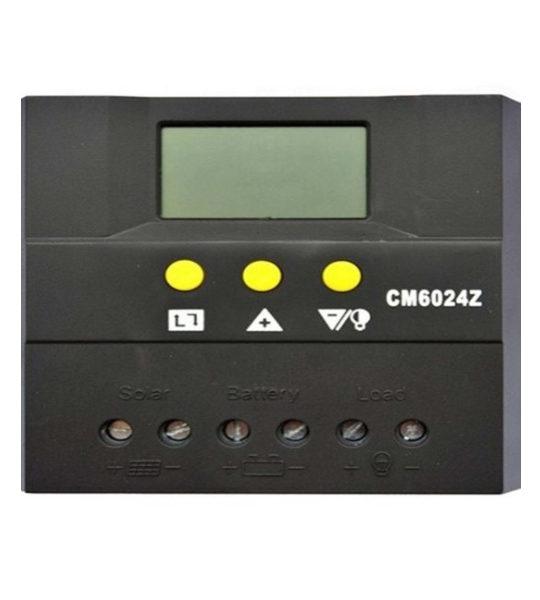 ШИМ контроллеры заряда для солнечных батарей