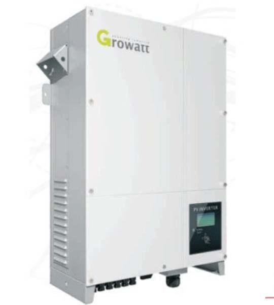 Сетевые инверторы Growatt (Китай)