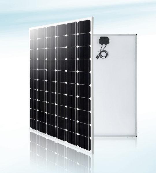 Солнечная панель GE монокристал - фото