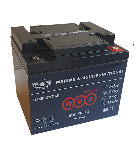 Аккумуляторная батарея WBR MB - фото
