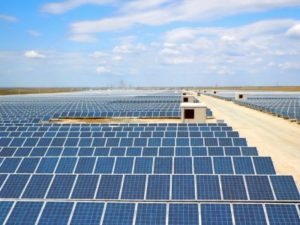 В России активно развивают солнечную энергетику