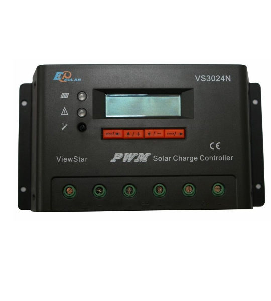 Контроллер заряда VS3024N - фото