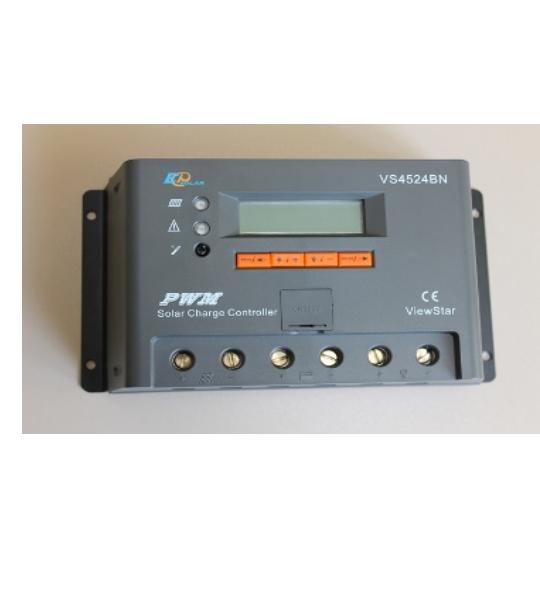 Контроллер заряда VS4524N - фото