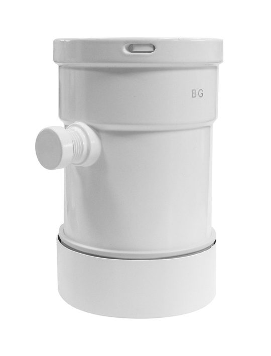Комплект коакс. Baxi для слива конденсата 60/100 мм (119710) - фото