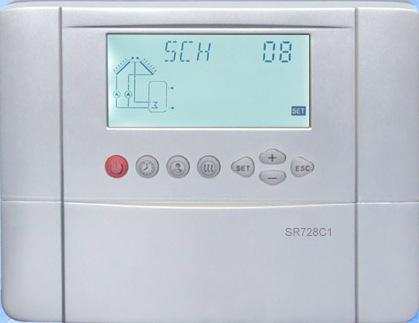 Контроллер SR728C1 - фото