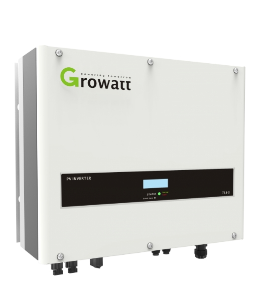 Сетевой инвертор Growatt 10000TL3-S (трехфазный, 10 кВт) - фото