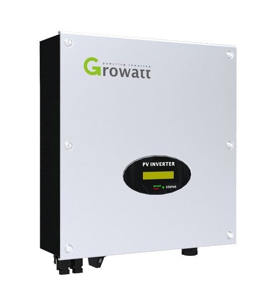 Сетевой инвертор Growatt 5500MTL-S - фото