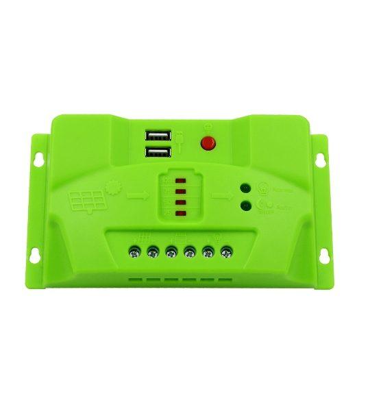 Контроллер заряда JUTA SR1012 - фото