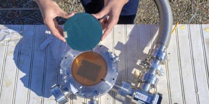 Китайские ученые создали солнечную батарею, направляющую излишек энергии в космос