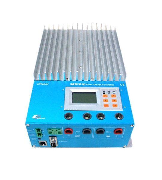 Контроллер заряда MPPT ET3415N - фото