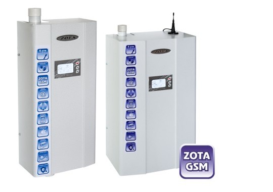 Электрокотлы Zota Smart