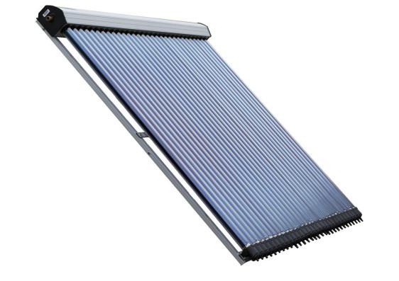 Вакуумный солнечный коллектор Altek SC-LH2-30 (30 трубок, диаметр конденсатора 14 мм), без задних опор - фото