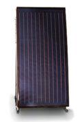 Плоский коллектор Сокол-Эффект-М (медный абсорбер) - фото