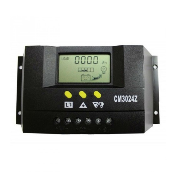 Контроллер заряда JUTA CM3024Z - фото