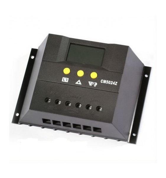 Контроллер заряда Altek ACM5024Z 40 А - фото