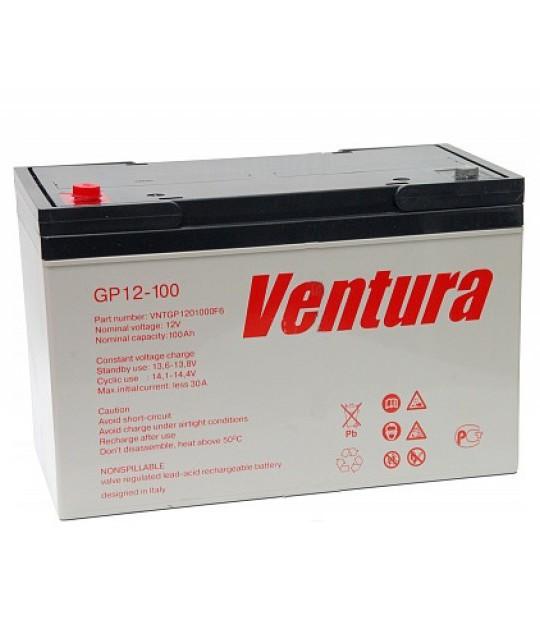Аккумуляторная батарея Ventura GP 12-100 - фото