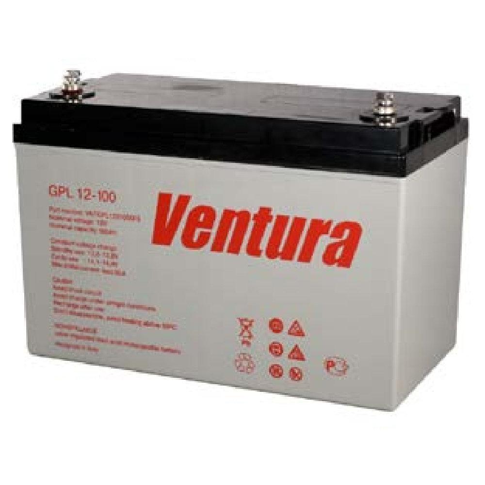 Аккумуляторная батарея Ventura GPL 12-100 - фото