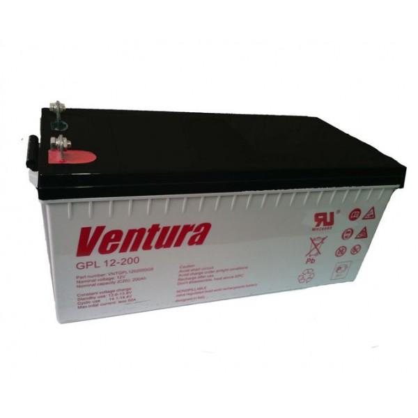 Аккумуляторная батарея Ventura GPL 12-200 - фото