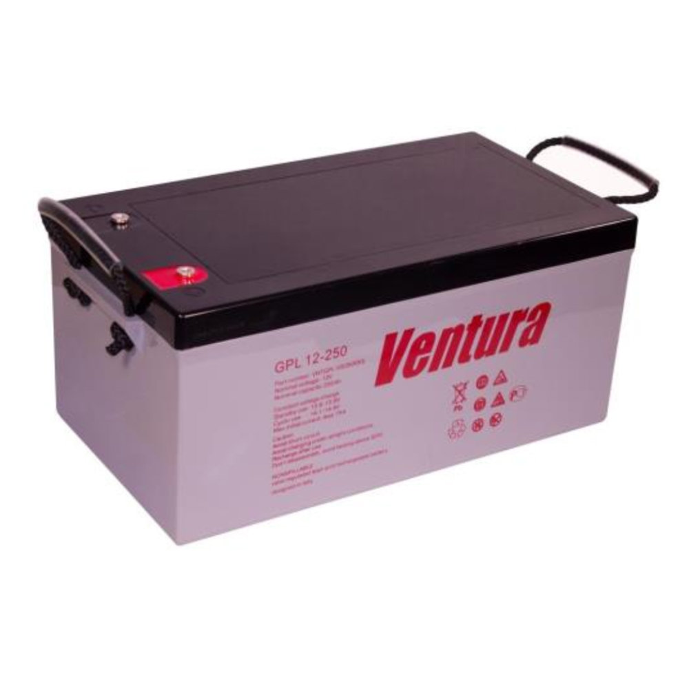 Аккумуляторная батарея Ventura GPL 12-250 - фото