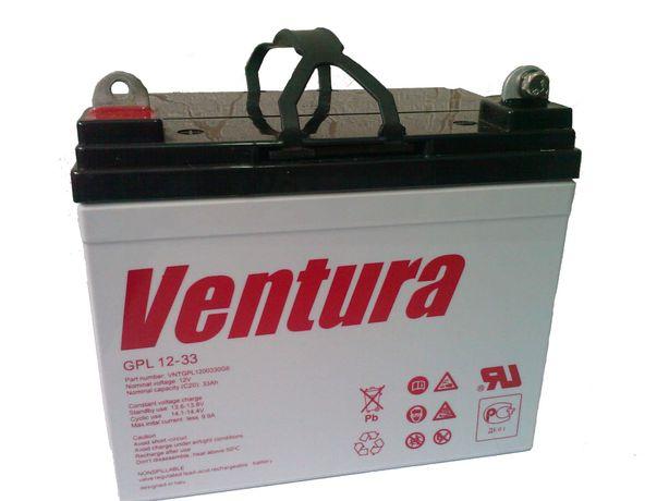 Аккумуляторная батарея Ventura GPL 12-33 - фото