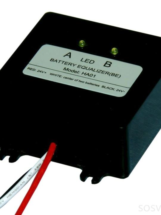 Балансир для заряда АКБ ALVA battery AH01 - фото