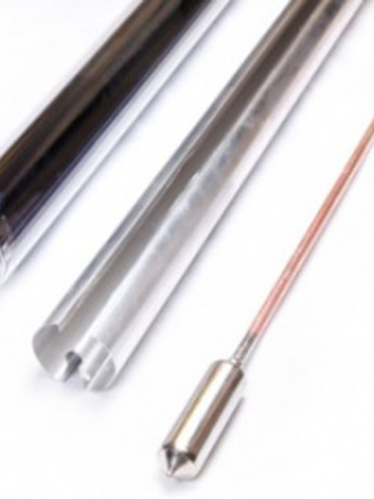 Трубка вакуумная тепловая 58/1800/24 тип Heat Pipe - фото