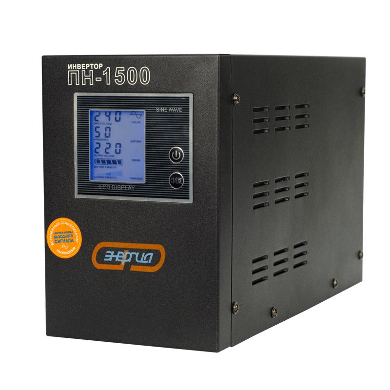 Инвертор Энергия ПН-1500, 24 В - фото
