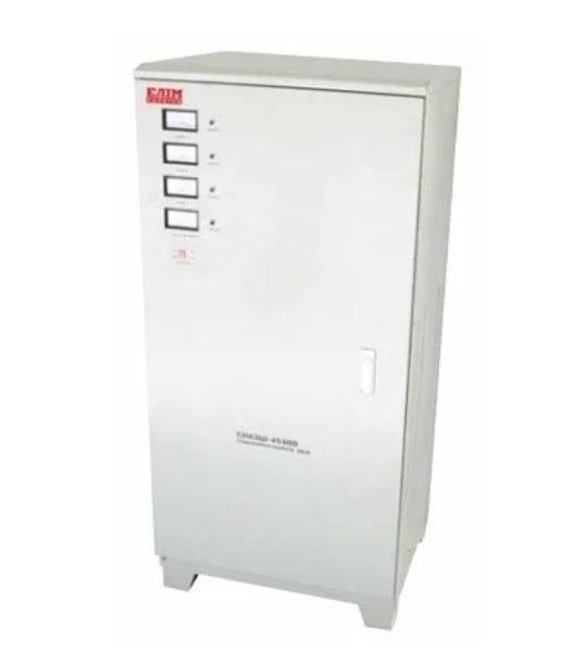 Стабилизатор Elim СНАЗШ-45000 VA (шкафный, электромех. трехфазный) - фото
