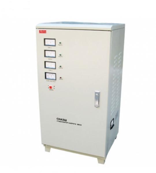 Стабилизатор Elim СНАЗШ-15000 VA (шкафный, электромех. трехфазный) - фото