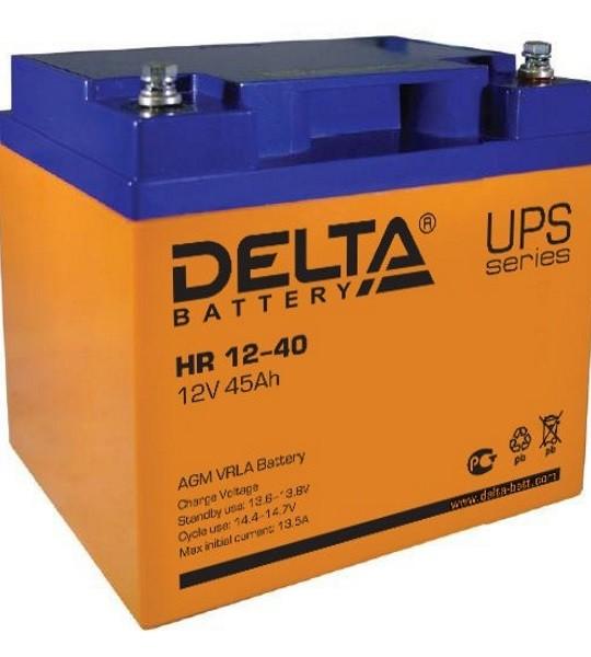Аккумуляторы Delta (Китай)