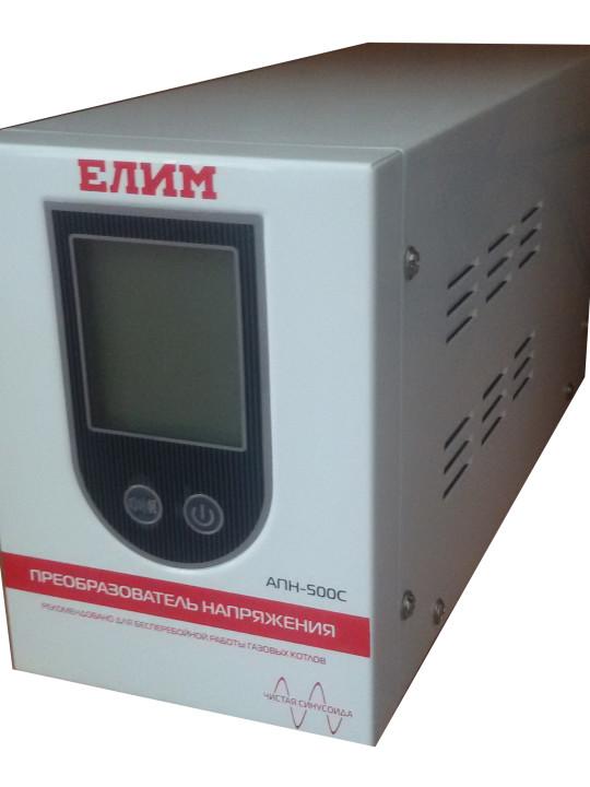 Инвертор Elim АПН-500 12 В 300 Вт - фото