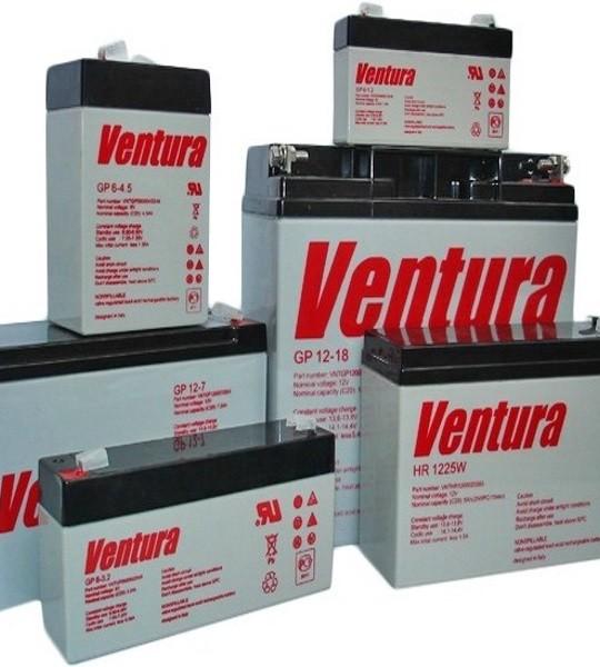 Аккумуляторы Ventura (Китай)
