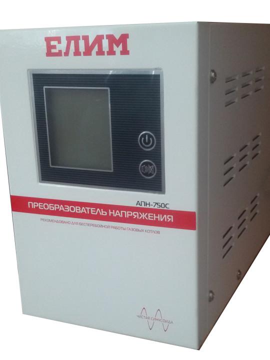 Инвертор Elim АПН-750 12 В 450 Вт - фото